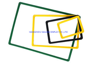 China Poster Size Plastic Snap Frames / A1 - A6 Advertising Plastic Poster Frames supplier