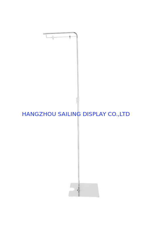 Outdoor Poster Floor Standing Sign Holders With Two Wire Clips ...